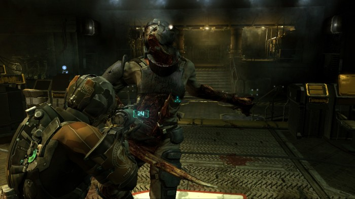 Dead Space 2 DLC Severed