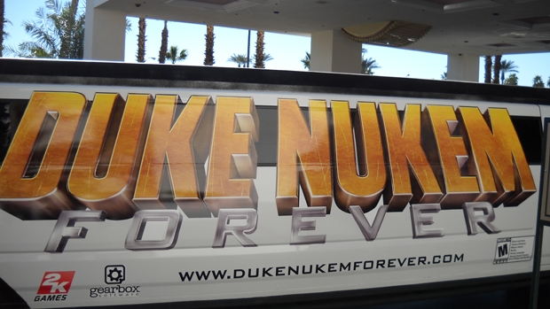 Demo de Duke Nukem Forever presentado… en un club de Strippers [Marketing FTW!]