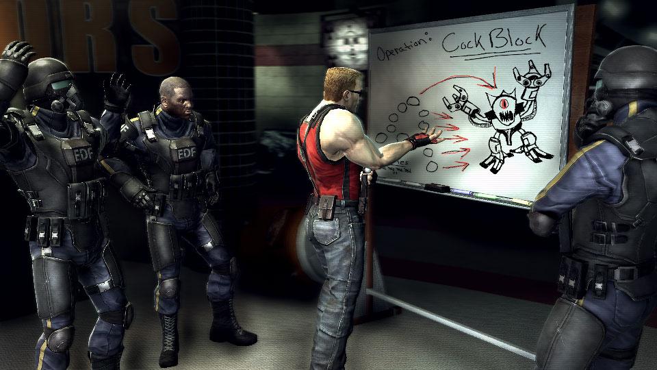 Duke Nukem Forever usará Steamworks en PC [Confirmado]