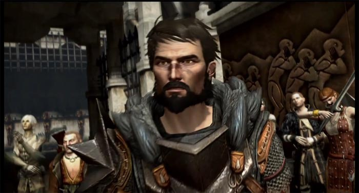 Dragon Age 2 presenta a sus campeones [Video]