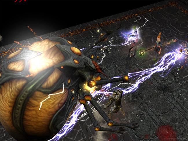Nuevo trailer de Dungeon Siege III muestra poquito contenido in-game [Trailer]