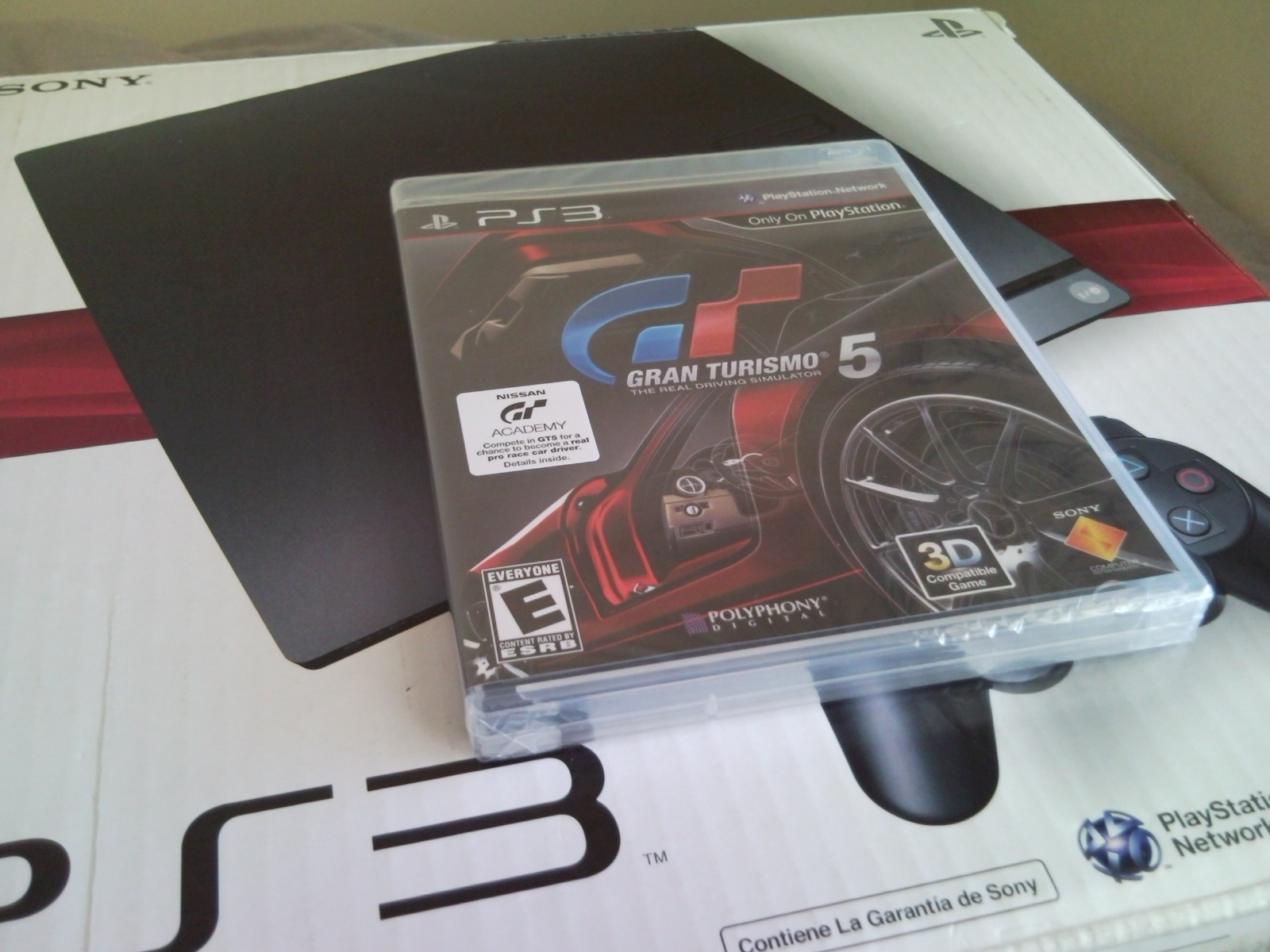 Gran Turismo 5 despacha 6,5 Millones de unidades al mercado [Cifras]