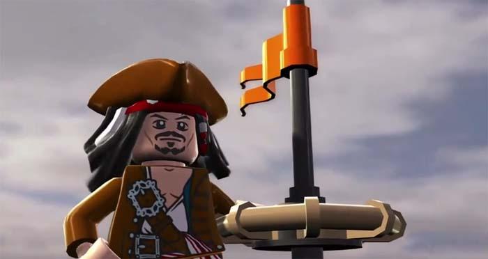 Los Piratas del Caribe… LEGO! YEAH! [Trailer]