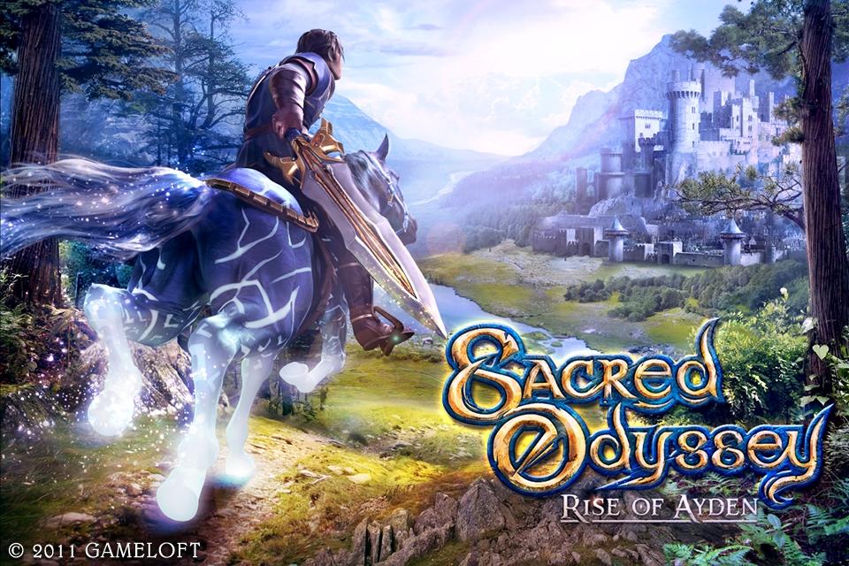 Sacred Odyssey: Rise of Ayden es lo nuevo de Gameloft [Clones Épicos + Trailer]