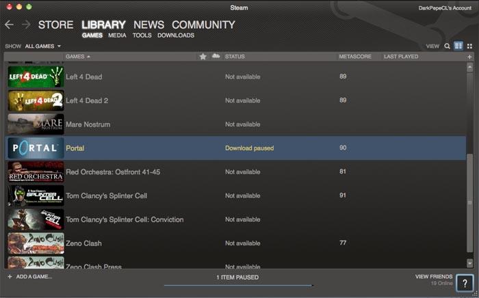El nuevo Steam Beta agrega soporte para screenshots en la nube y otros juguetes [BETA]