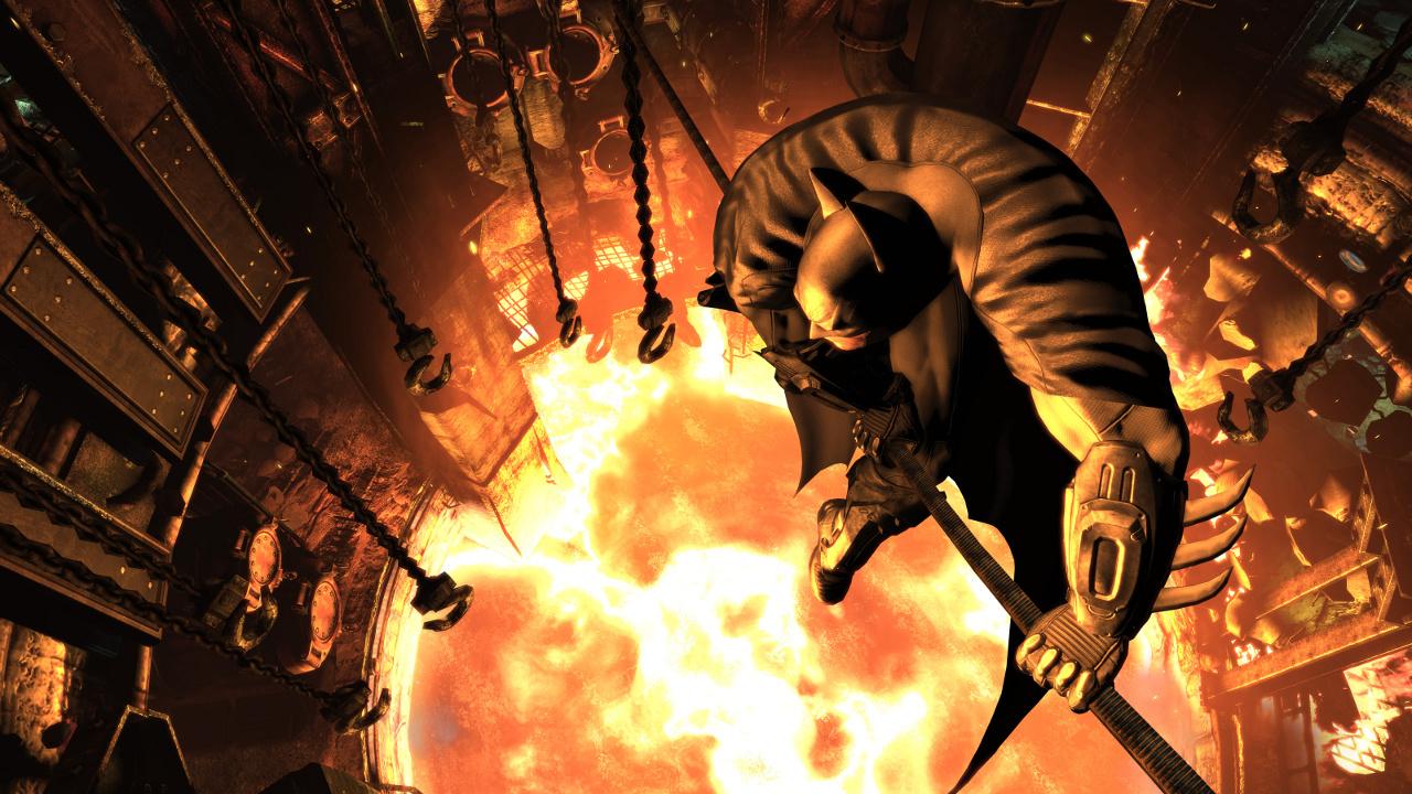 YA ESTABA BUENO YA!: El primer trailer gameplay de Batman: Arkham City [AL FIN!]