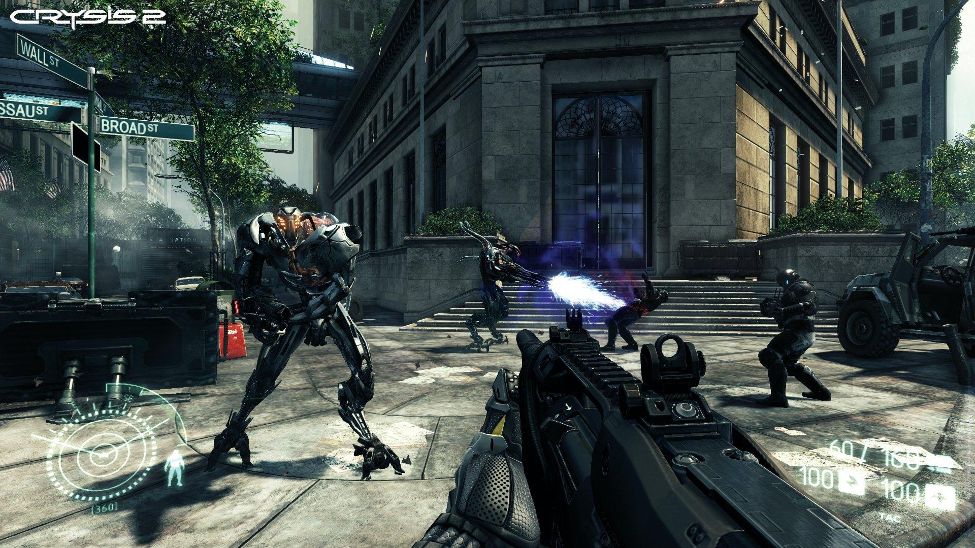El demo de Crysis 2 para PC ya está listo para descargar [Demo]