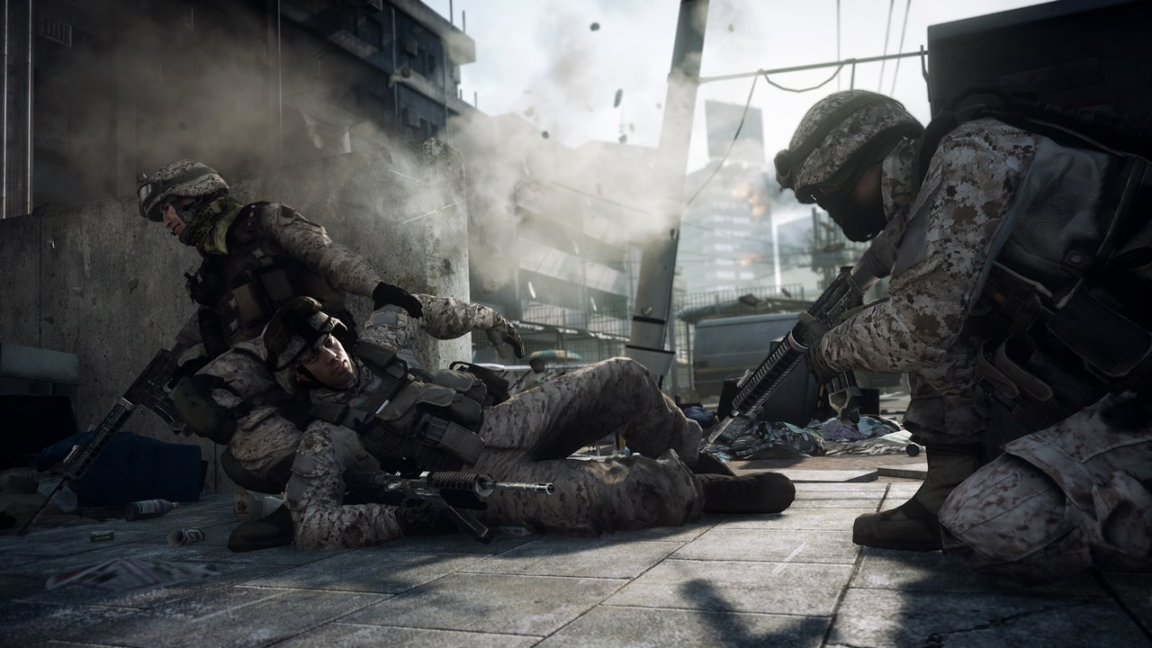 Segundo trailer gameplay de Battlefield 3: El sniper más malo del mundo [Video]