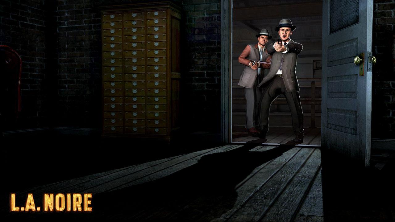 Naked City, el primer DLC de L.A. Noire será exclusivo de la pre-orden [Video]