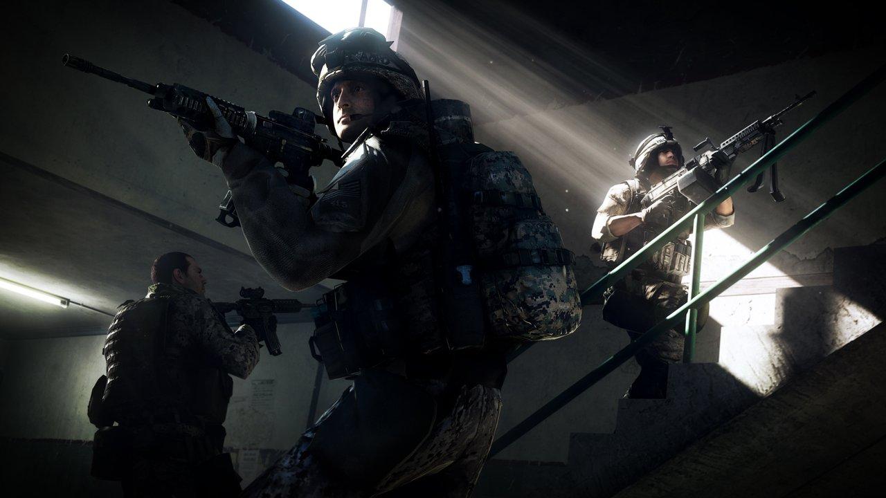 Nuevo trailer y screenshots de Battlefield 3 para quedar vuelto loco [GDC 2011]