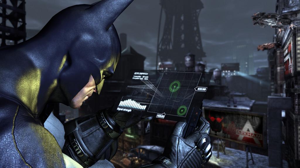 Así se vio Batman: Arkham City en la GDC 2011 [Vista Previa]