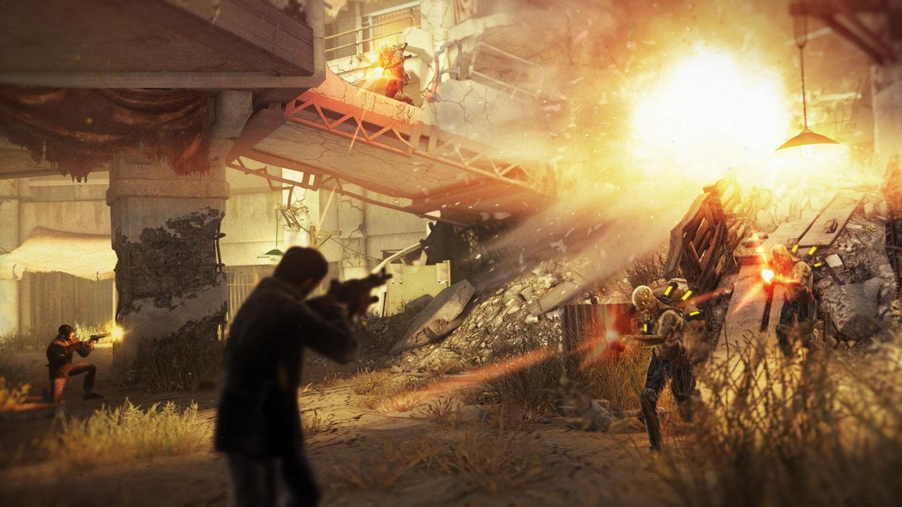 Resistance 3 soportara 16 players y tendra nuevas habilidades [PS3]