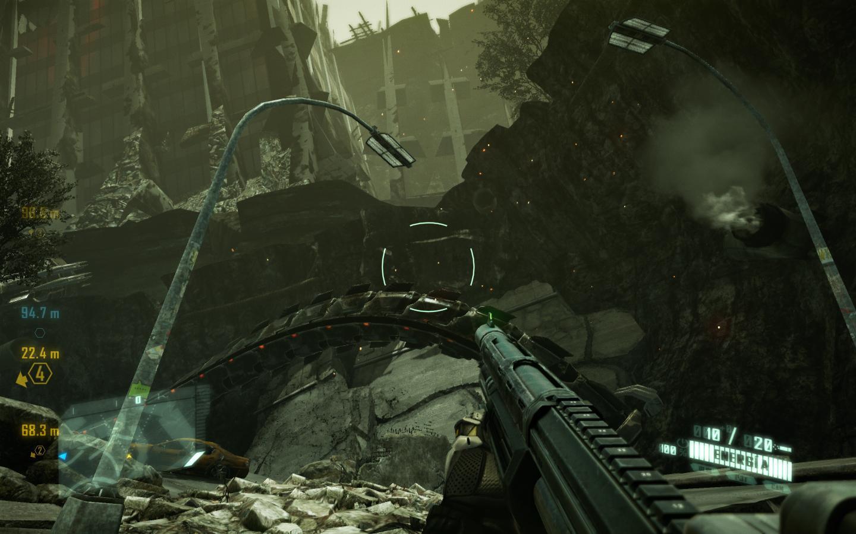 Jugando Crysis 2, primera semana [Impresiones]