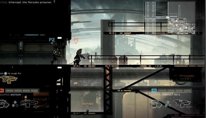 Fallen Frontier, juego de plataformas en 2D de lujo [Old School Gameplay]