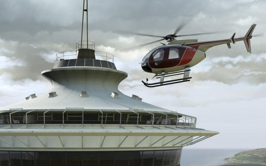 Los desarrolladores de ArmA anuncian un simulador de helicópteros [Video]