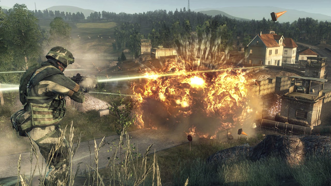 Un poco del gameplay de Battlefield 3 en la GDC 2011 [Mientras dure...] [ACTUALIZADO]