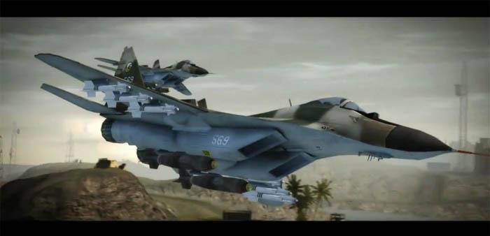 Battlefield Play4Free muestra como luce el Golfo de Omán tapado de aviones! [Trailer]
