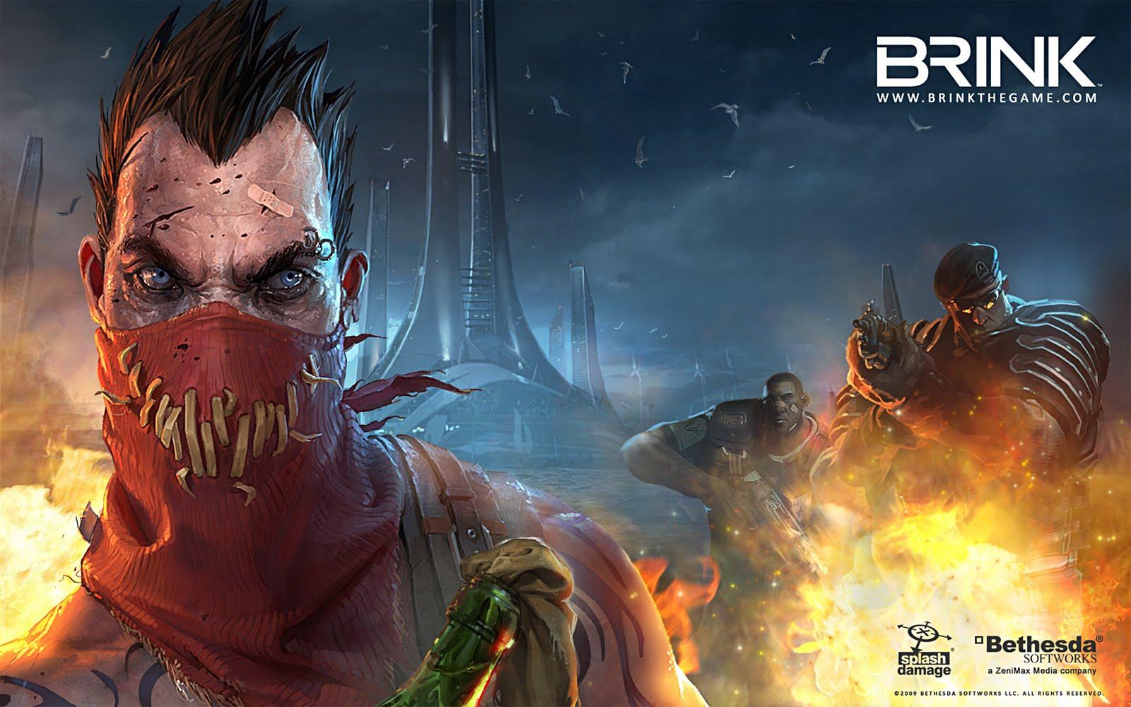 ¿Para qué comprar Brink si ya tenemos a Team Fortress 2? [Video]