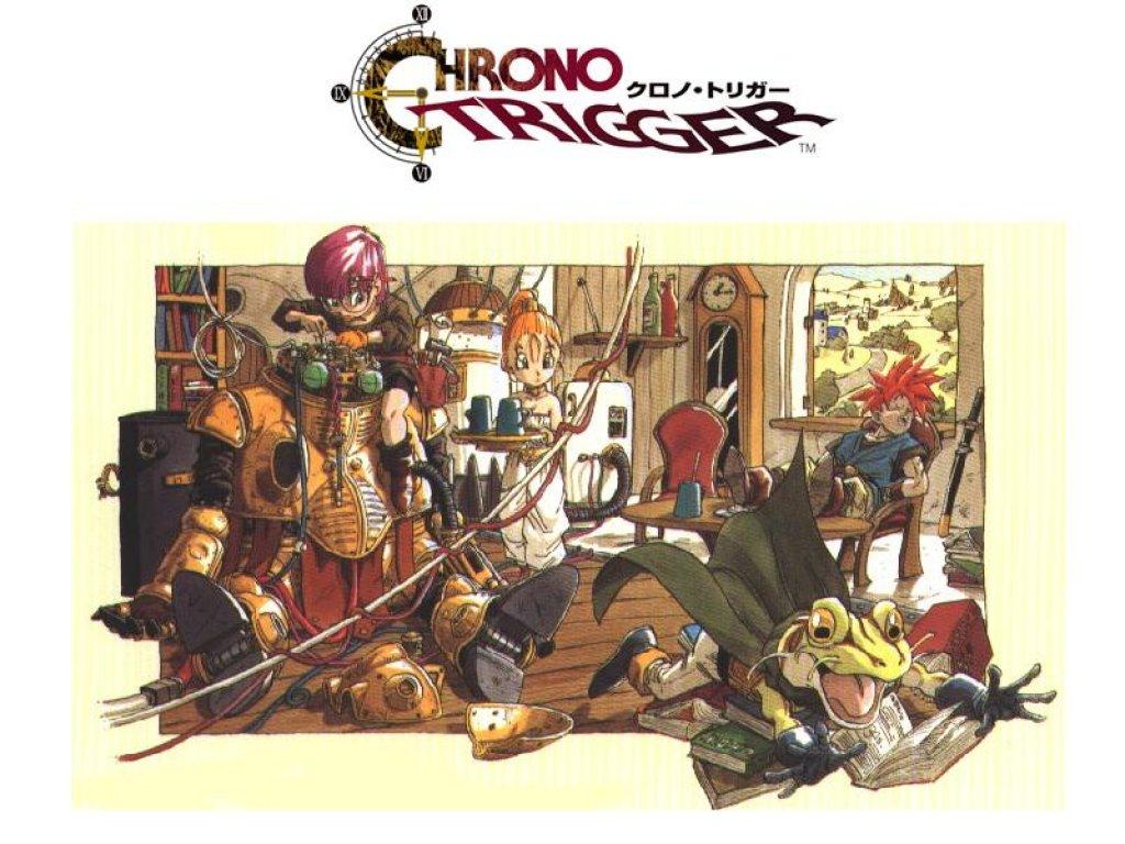 Chrono Trigger y Mega Man X vendrán a la Virtual Console [OMG!!!!]