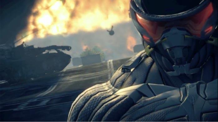 Crysis 2 muestra su arsenal en este nuevo trailer [Fantástico!]