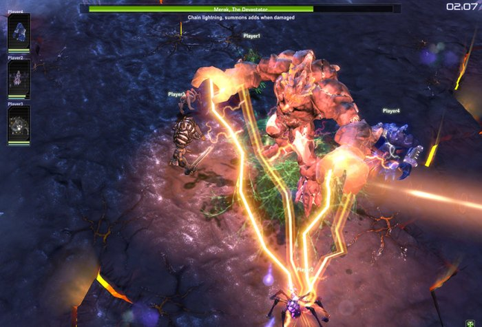 Gameplay Trailer de Darkspore [Sci-fi Action-RPG]