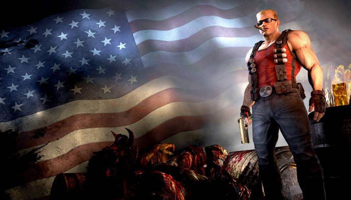 2K Games retrasa nuevamente lanzamiento de Duke Nukem Forever