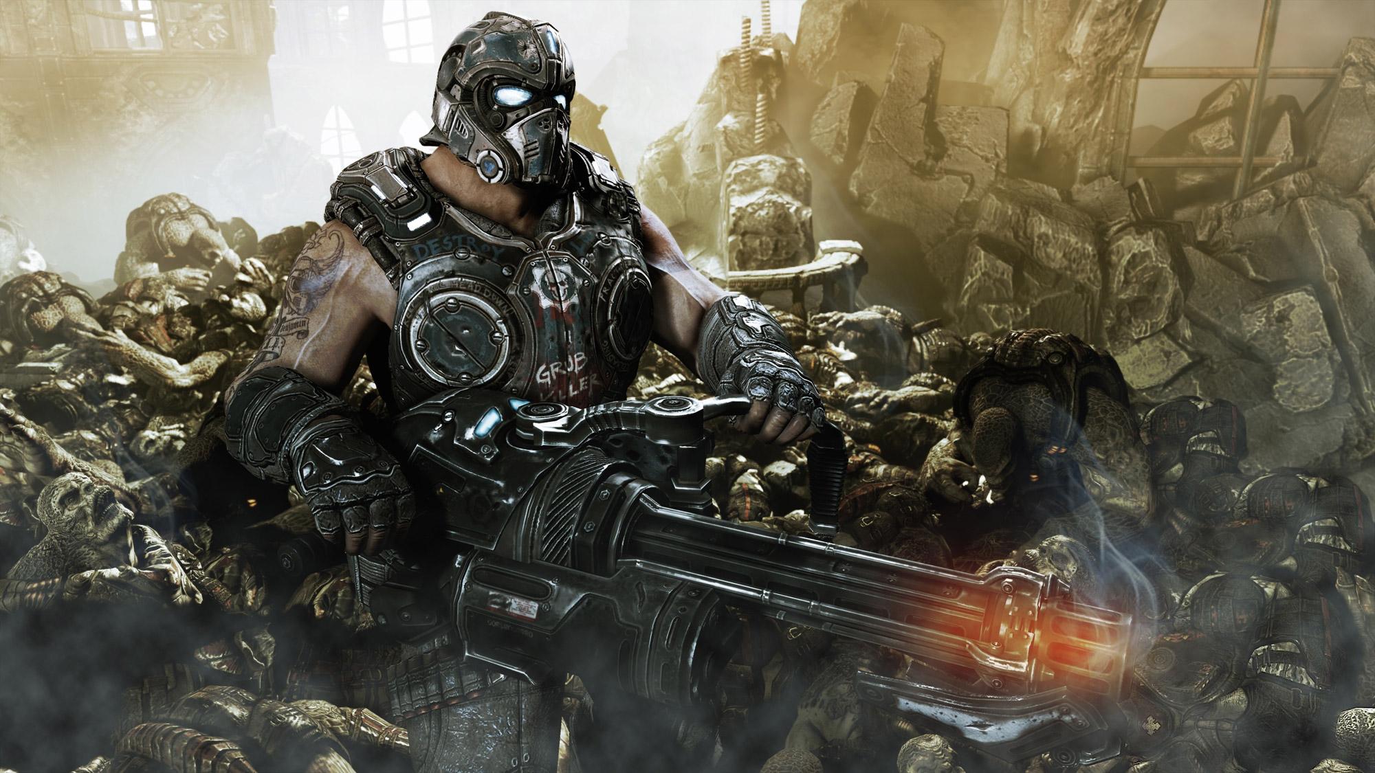 Gears of War 3 Beta ya tiene fecha! [Xbox 360]