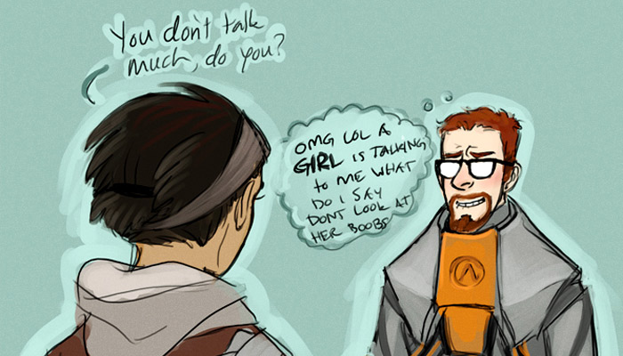 Tenemos Half Life para rato, según Doug Lombardi [Valve]