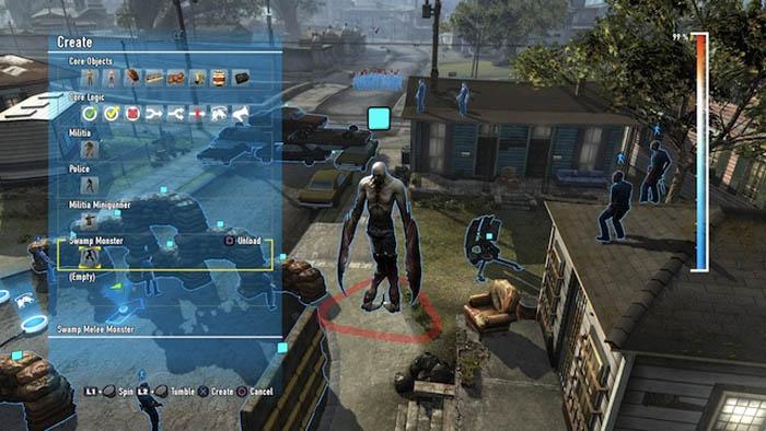 """inFamous 2 """"nunca terminará"""" gracias a su sistema para crear nuevos niveles [Editor]"""
