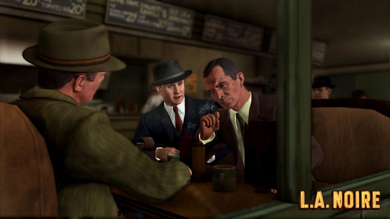 Más gameplay de L.A. Noire explicado en español [JODER]