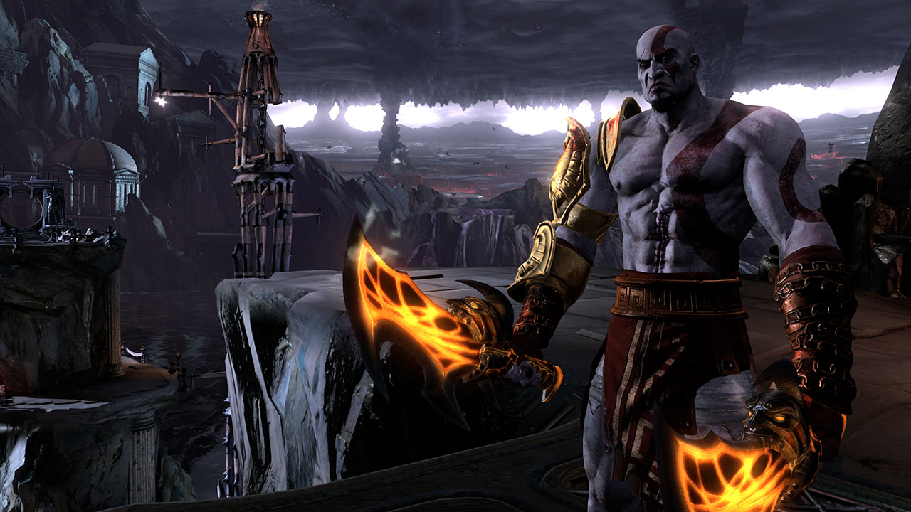 Rumores hablan de God of War 4 para 2012 [Kratos go Home!]