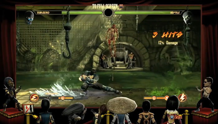Nuevo modo King of the Hill de Mortal Kombat, pretende revivir la experiencia de los salones arcades