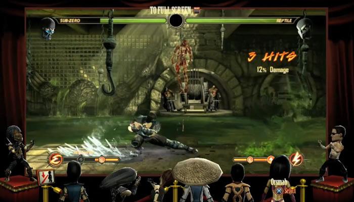 Nuevo modo King of the Hill de Mortal Kombat, pretende revivir la experiencia de los salones arcades