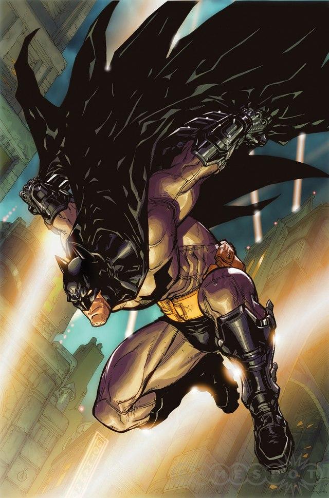 Primeras cinco páginas de Batman: Arkham City Comic Book [Imágenes]