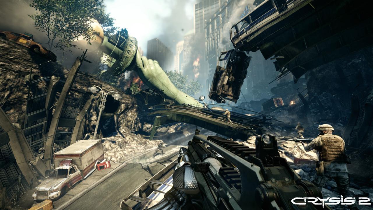 Crytek anuncia que habrá parche de DirectX 11 para Crysis 2 [Parches]