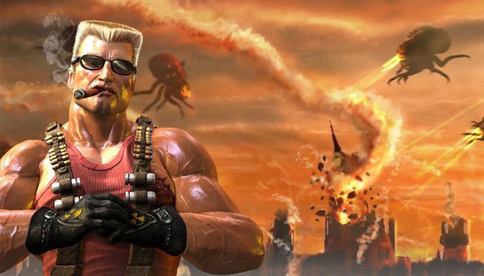 Duke Nukem Forever: el dilema del jetpack y otras cosas