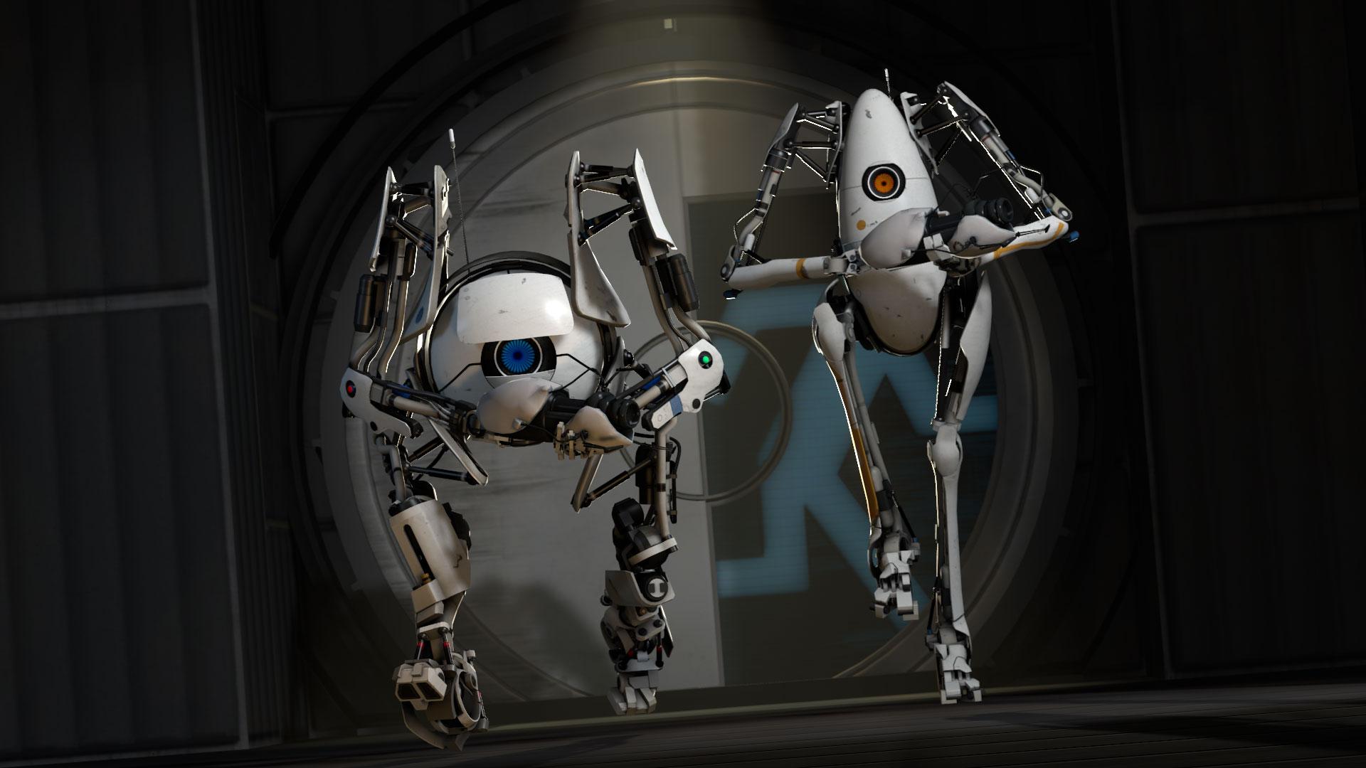 El ultimo parche de Portal 2 añade soporte para pantalla dividida y Big Picture [Parches]