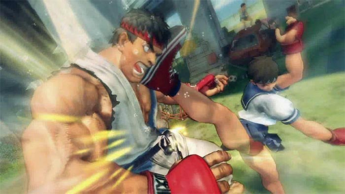 Super Street Fighter IV PC