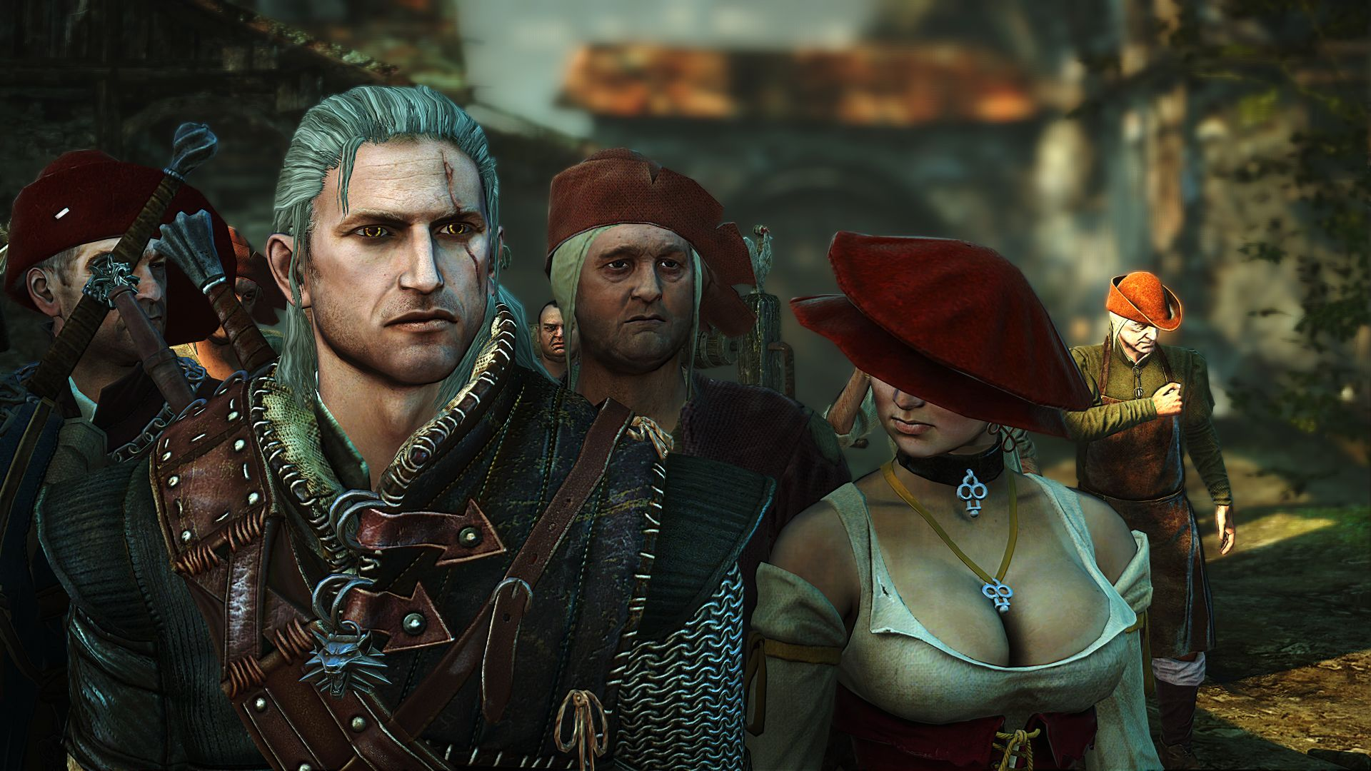 Video in-game de The Witcher 2 nos muestra algo del combate [Video]