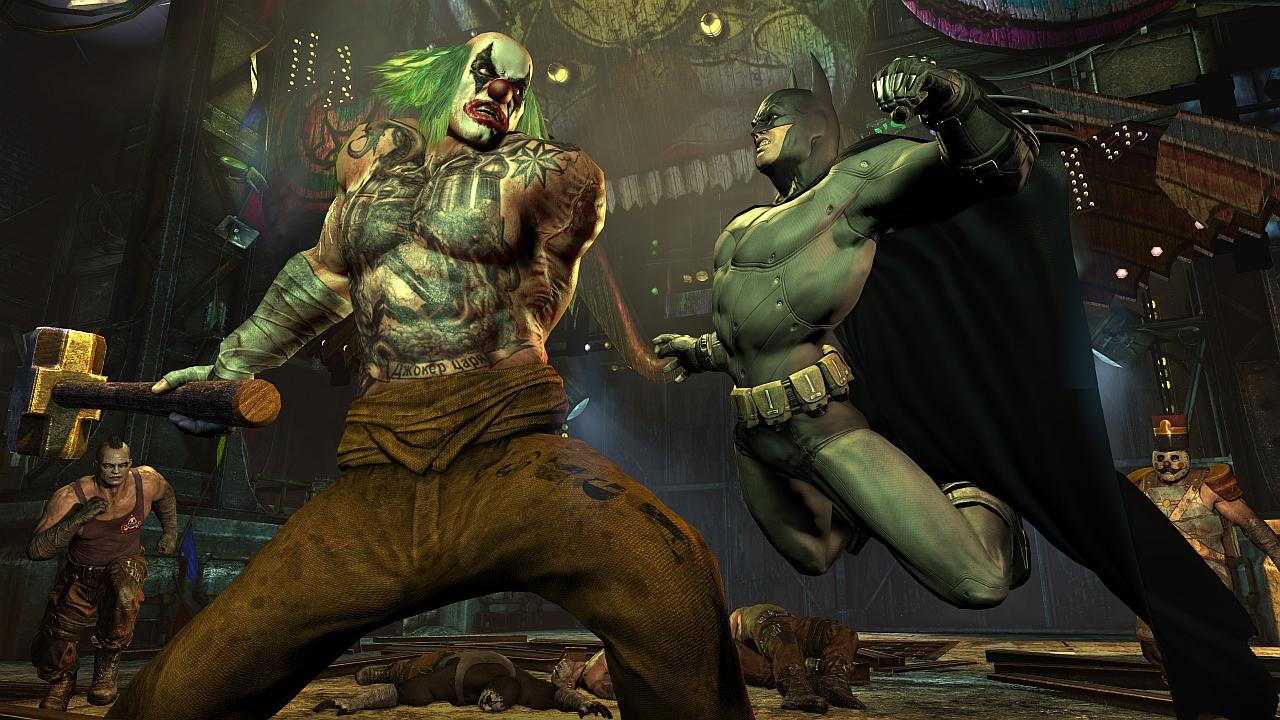 Batman: Arkham City tendrá cuarenta horas de gameplay [SANTA CACHUCHA]