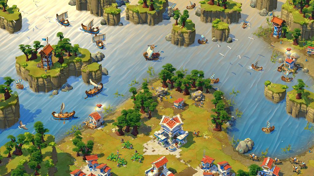 Age of Empires Online abre su beta público por 48 horas [A LA CARGA!]