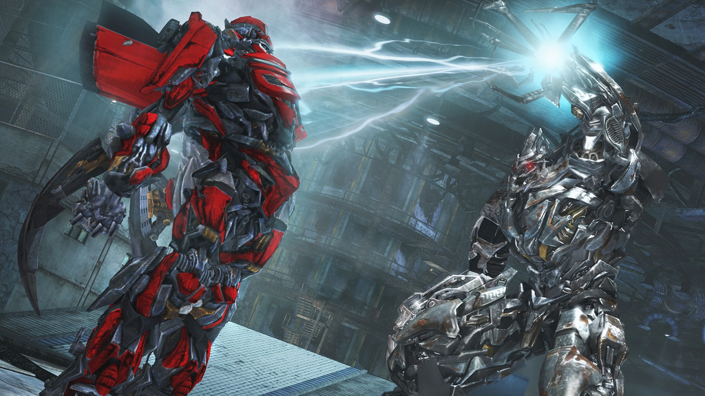 Nuevas imágenes de Transformers: Dark of the moon [Screenshots]