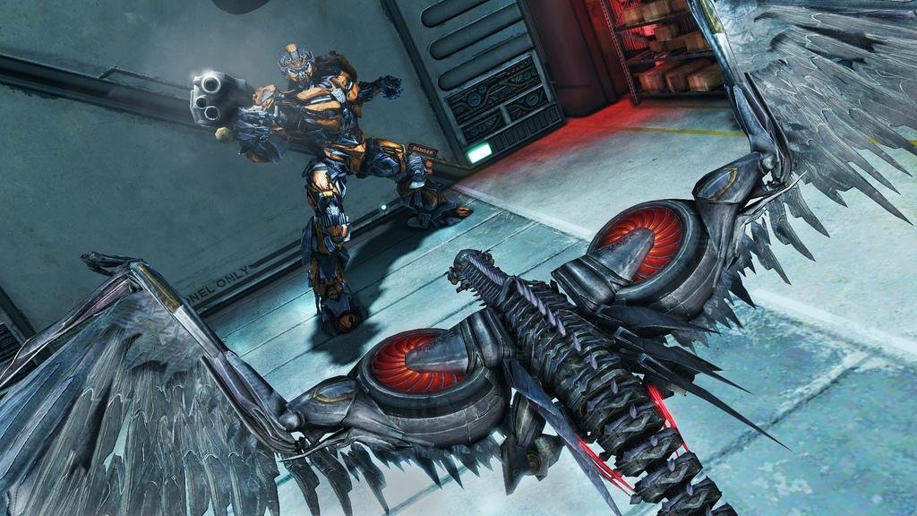 Modo multijugador de Transformers: Dark of the Moon se ve prometedor