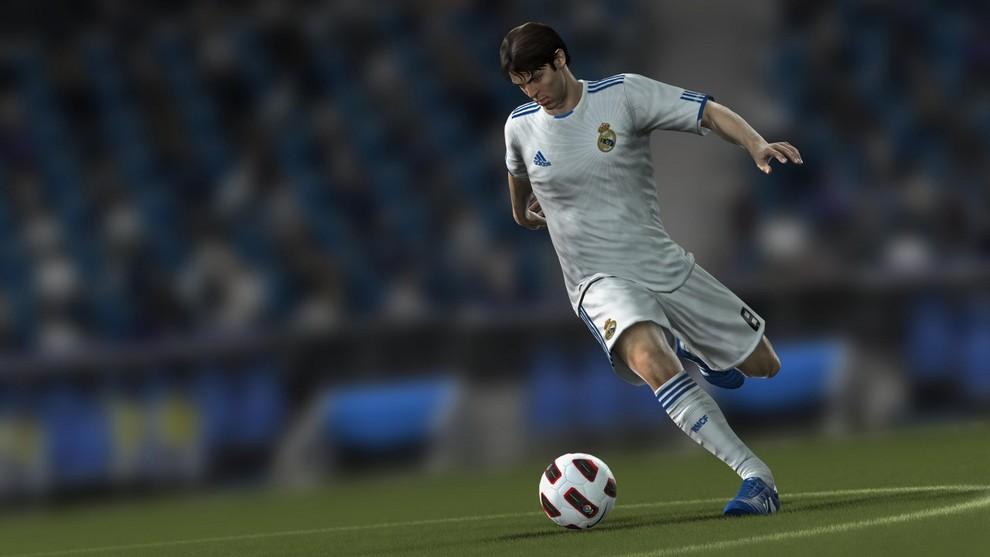 Así funciona el nuevo motor de colisiones de FIFA 12 [Trailer]
