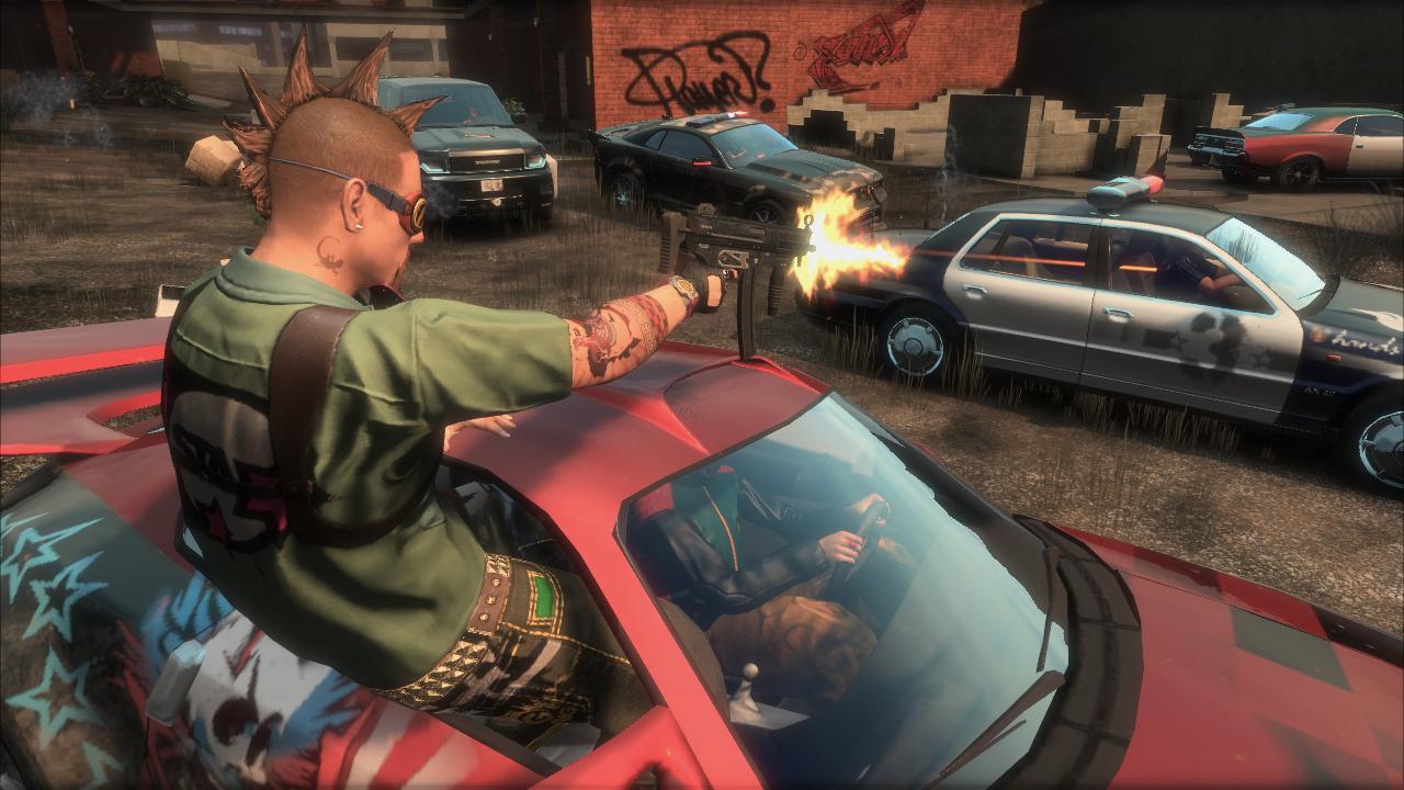 APB Reloaded abre su beta al público, ahora se puede jugar gratis [GTA Style]