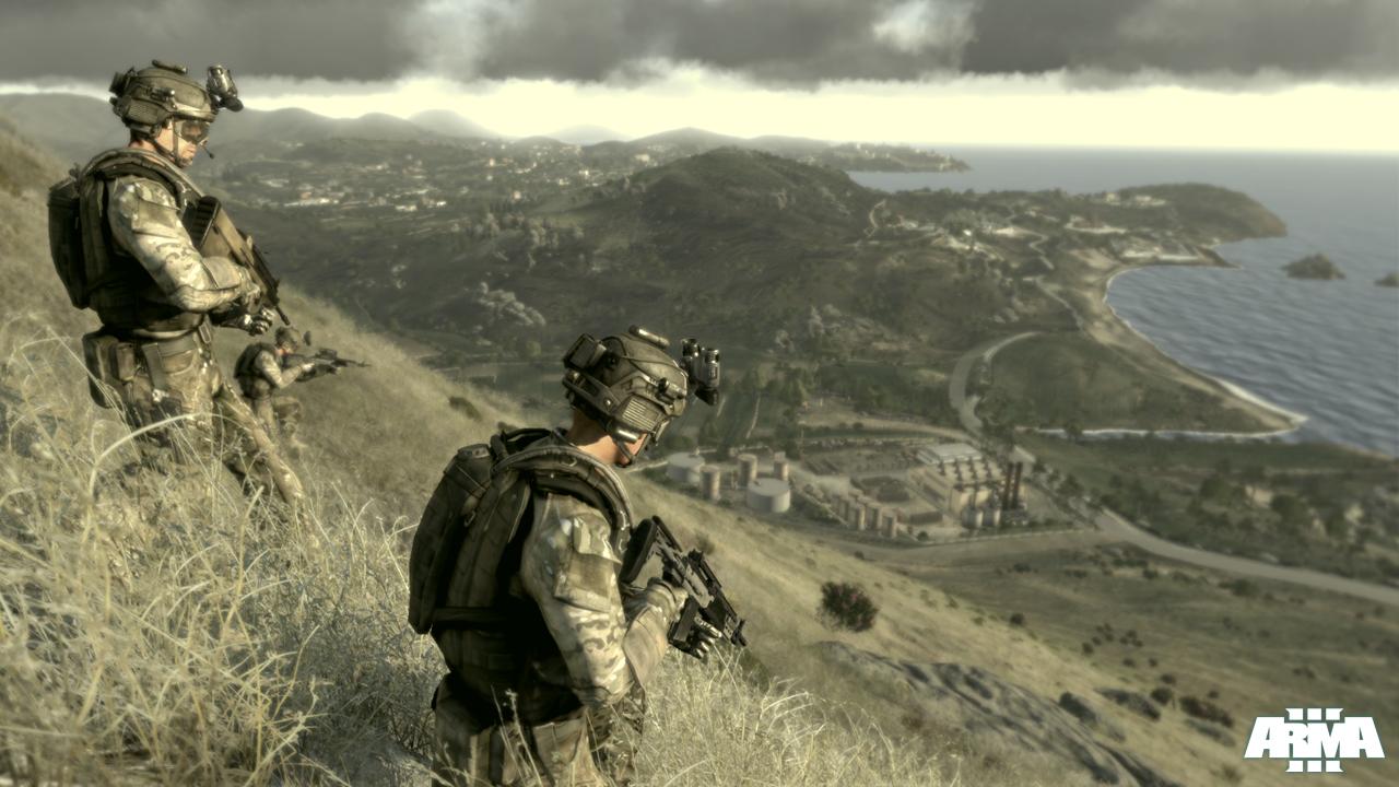 Preparen su equipo, ArmA 3 anunciado para el 2012