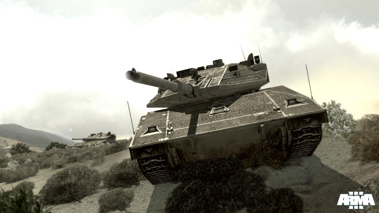 Veamos algo de ArmA 3 en acción [Video Demostración más algunos detalles]