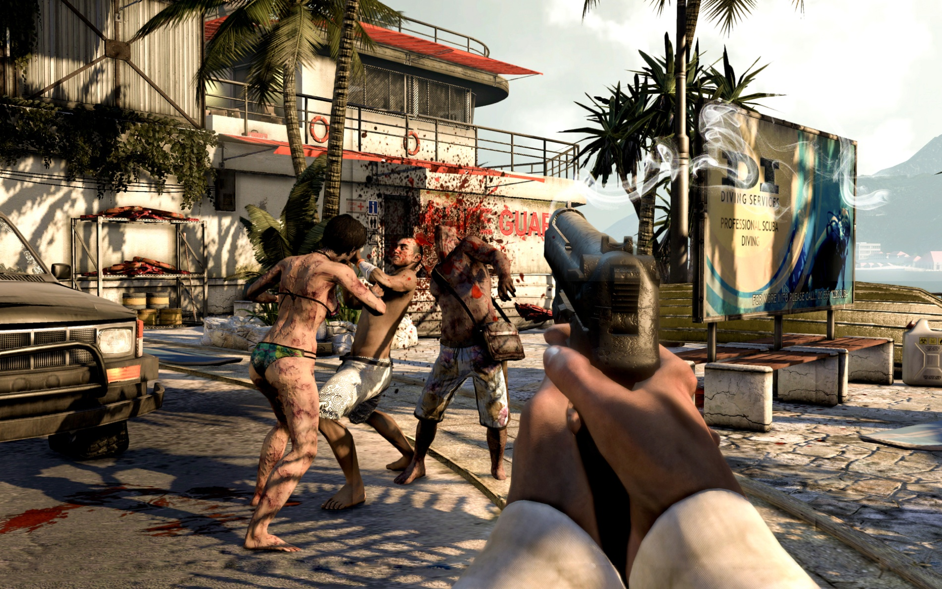 Llegan once minutos de gameplay de Dead Island
