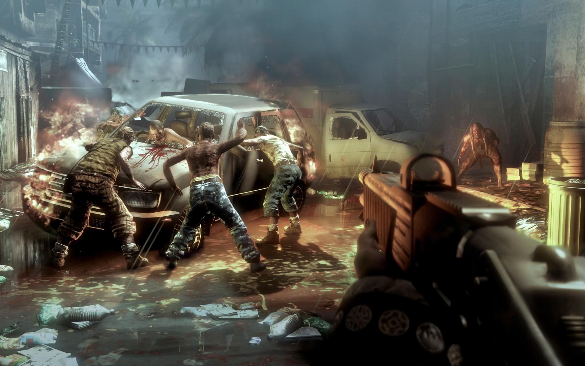 No hay que sobrevivir solo en este nuevo trailer de Dead Island