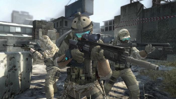 Ubisoft sale a la competencia con Ghost Recon Online [TRAILER]